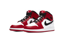 Nike Air Jordan 1 Mid - GS - Chicago White Toe  - Red Quartz Black Pink 2020 NEW