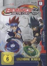 Beyblade Metal Fury - Volume 2 (Folgen 5-8)