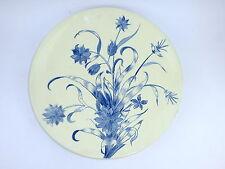 Complementi D'arredo Altri Complementi D'arredo Originale Stile Liberty Servire Vassoio Ceramica Bordo Metallico Hornberg