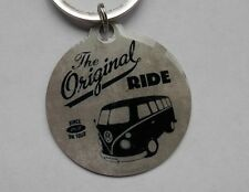 KEYRING - VOLKSWAGEN T1 BULLI The Original Ride - Double Sided by Nostalgic Art