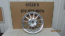 2011 Triumph America Front Wheel