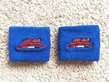 Mugen Honda  2 x Clutch Brake Oil Reservoir Fluid Tank Cover Sock For Blue Set