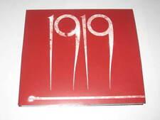 1919 - Bloodline - The 2017 Studio Album! CD Digi-pack (goth, killing joke)