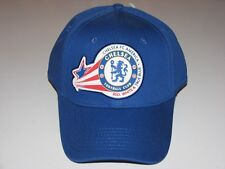 Chelsea Football Club Soccer Hat, Cap