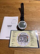 New listing Suunto Gecko Scuba Dive Computer Watch