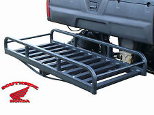 HITCH-N-RIDE HITCH RECEIVER CARGO CARRIER ATV UTV