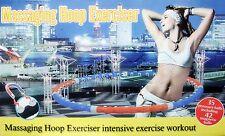 Ponderata MAGNETIC Hula Hoop Professionale Fitness / MASSAGGIO ADDOMINALI
