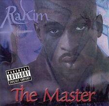 The Master [PA] by Rakim (William Michael Griffin, Jr.) (CD, Nov-1999, Universal