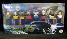 PEZ NEW Star Trek The Next Generation Limited Edition Set, 25th Anniversary NIP
