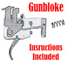 SAKO Quad Trigger Spring upgrade kit - Made by Gunbloke