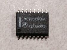 47 Pieces MC705K1CDW  Motorola Micro controller  SOP-20,