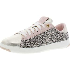 Cole Haan Grandpro Women's Mixed Media Colorblock Lifestyle Trainers