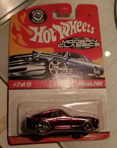 Hot Wheels Modern Classics Datsun 240Z