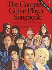 The Complete Guitar Player Songbook Omnibus Edition - Book NEW 014007251