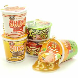 Phone Lanyard Bag Charm Strap J Dream Noodles Ramen Bowl Cup 1 Random Toy Figure