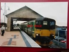 PHOTO  CLASS 150 NO 150015 AT MANSFIELD WOODHOUSE RAILWAY STATION 1995