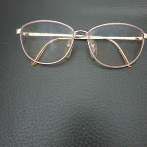 Brillenfassung für Damen, Kunststoff und Metall