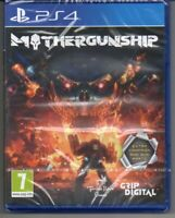 Mothergunship 'New & Sealed'   *PS4(Four)*