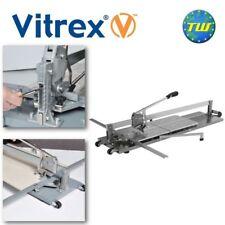 Vitrex Brutus Professional Manual 900 Clinker XL Cut Flat Bed Tile Cutter 900mm