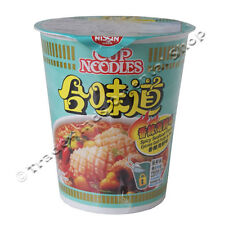NISSIN SPICY SEAFOOD FLAVOUR CUP NOODLE - 24 CUPS
