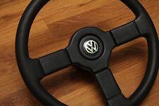 VW GOLF MK2 Rabbit Jetta Cat GTI Steering Wheel No Air Bag BMW