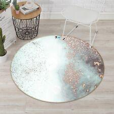 3D Fantasy Design 56 Non Slip Rug Room Mat Round Quality Elegant Photo Carpet UK