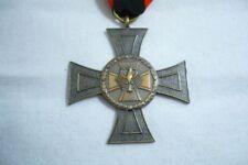 Bundeswehr Ehrenkreuz in bronze am Band, 48mm Orden Medaille