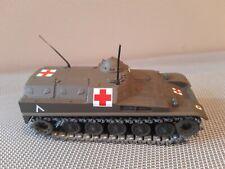 CHAR AMX 13 T. VCI. CROIX ROUGE.   SOLIDO.1/50. 1971