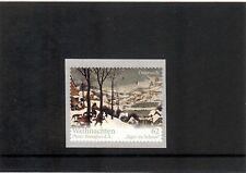 """3042 Österreich Weihnachten 2012 """" Jäger im Schnee""""  sk   **"""