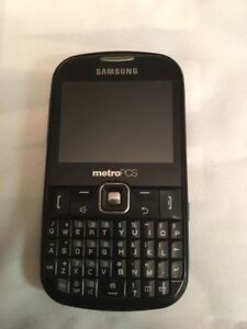 Samsung Freeform III SCH-R380 - Black (MetroPCS)  Can be used  As prob for Movie