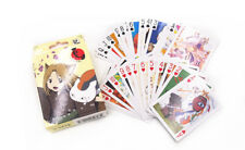 Anime Natsume Yuujinchou Magica Playing Card Deck Poker Toy