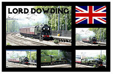 LORD DOWDING - SOUVENIR NOVELTY FRIDGE MAGNET - BRAND NEW -  NICE LITTLE GIFT