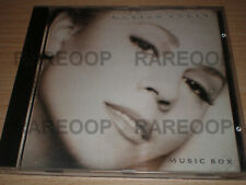 Music Box by Mariah Carey (CD, Sony) MADE IN BRAZIL
