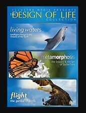 The Design Of Life Collection 3 DVD Set
