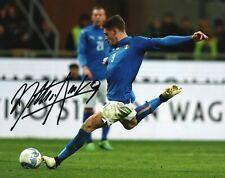 Foto Autografo Calcio Belotti Andrea Asta Beneficenza Soccer  Signed Gallo Sport