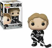 Funko Pop Hockey Nhl Los Angeles Kings Wayne Gretzky #45 Figura De Vinil Novo Na Caixa