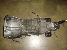 TOYOTA R154 5 SPEED TURBO TRANSMISSION 7MGTE BELL HOUSING SOARER CHASER 86 92