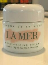 LA MER, CREME DE LA MER MOISTURIZING CREAM 2.0 oz/60 ml 100% Authentic NWOB
