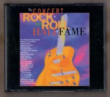CONCERT FOR THE ROCK AND ROLL HALL OF FAME cd VARIOUS - 28 TRACKS - 2 DISC SET