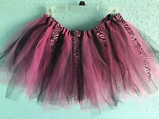 Women Adult Teen Dancewear Tutu Ballet Pettiskirt Princess Party Costume Skirt