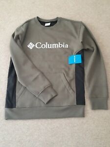 Columbia Men's Minam River™ Crew Minam River Sweat-Shirt size medium