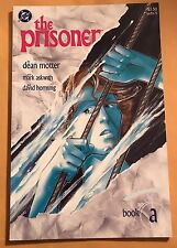 THE PRISONER, BOOK A  Issue #1 Oct 1988 DC Comics  ***GREAT SHAPE!!***