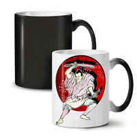 Katana Katana NEW Colour Changing Tea Coffee Mug 11 oz | Wellcoda