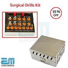 Instrumento de Odontología quirúrgicos dentales Taladros Kit de controladores de trinquete hexagonal Paralelo Pin