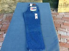 WRANGLER PRO GEAR 5 POCKETS LOOSE FIT, FIT OVER BOOTS JEANS SIZE: 16 REGULAR