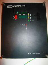 Slautterback Et4 Pattern Controller, 77130 200-230 Volts Vac