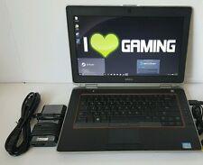 Dell Gaming Laptop i5 3.3GHz Turbo 4GB Ram 250GB 7200rpm Nvidia Graphics WIN10
