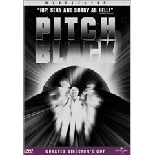 Pitch Black (Dvd, 2000; Unrated - Widescreen) Cole Hauser, Vin Diesel