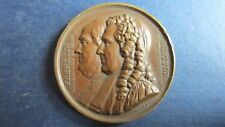 Medaille Bronze Frankreich 1833 Franklin + Montyon in vz sign. Barre (N43)