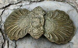 importante boucle de ceinture ottomane